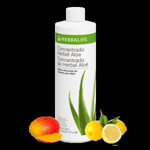Aloe vera bebida herbal