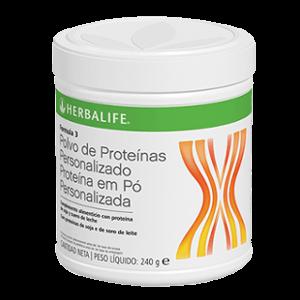 Proteína Herbalife fórmula 3